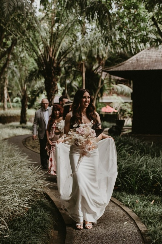 The Intimate Bohemian Wedding